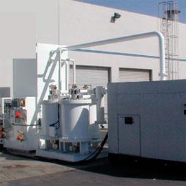 Modular Liquid Oxygen/Liquid Nitrogen Generator